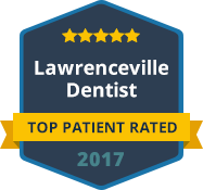 Top Patient Rated Lawrenceville Dentist 2017